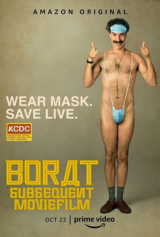 Borat 2 Trailer & Poster