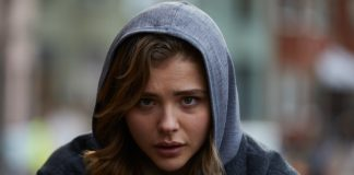 Chloe Grace Moretz The Peripheral