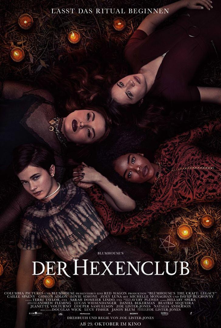 Der Hexenclub FSK 2020 Poster