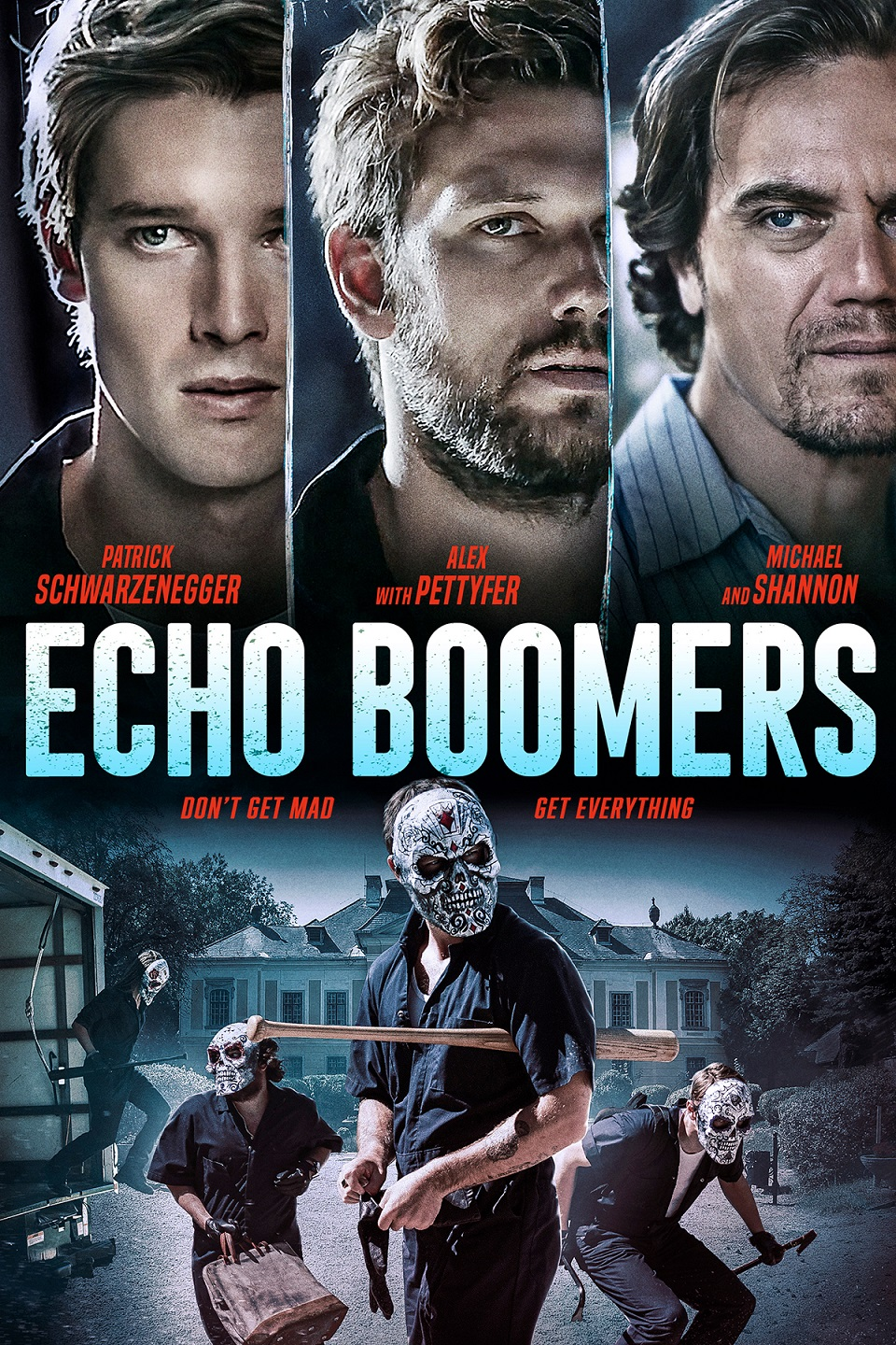 Echo Boomers Trailer & Poster