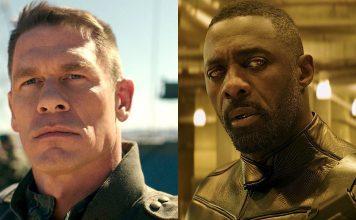 Idris Elba John Cena