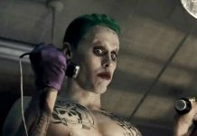 Justice League Jared Leto