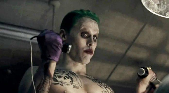 Justice League Jared Leto
