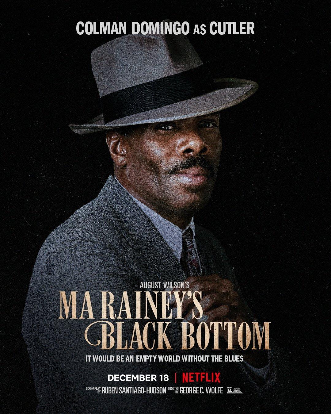 Ma Raineys Black Bottom Chadewick Boseman Poster 6