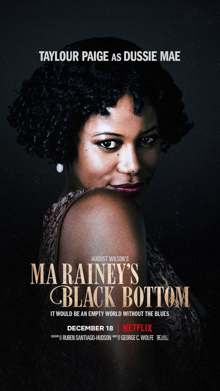 Ma Raineys Black Bottom Chadewick Boseman Poster 8