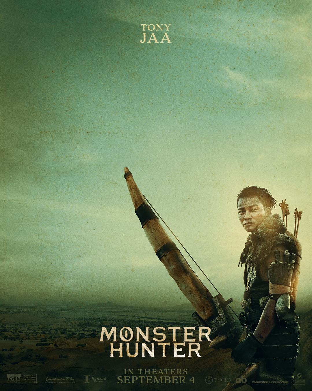 Monster Hunter Teaserposter 2