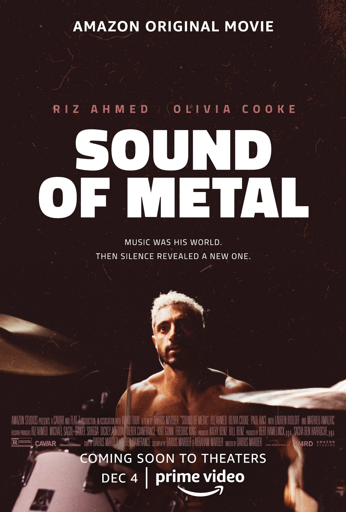 Sound of Metal Trailer & Poster