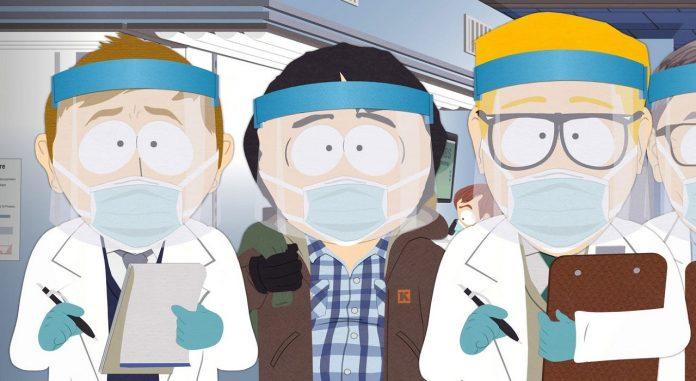 South Park Pandemie Special