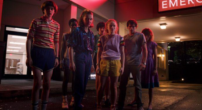 Stranger Things Staffel 4 Dreharbeiten