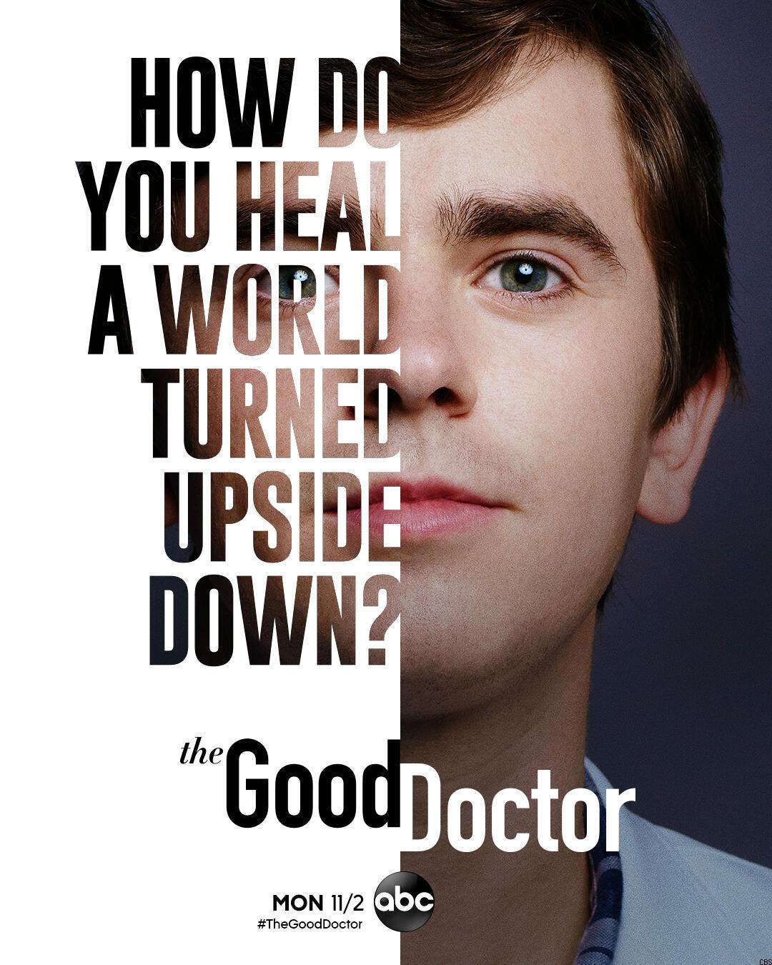 The Good Doctor Staffel 4 Start & Poster