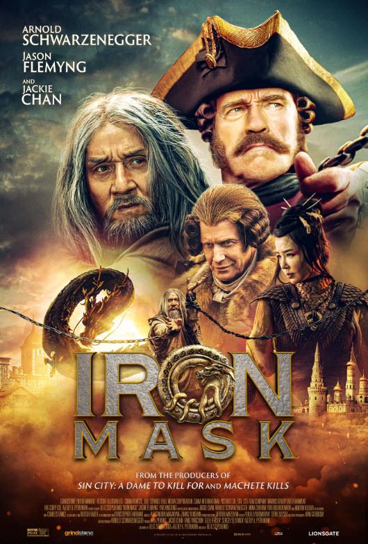 Iron Mask Chan Schwarzenegger