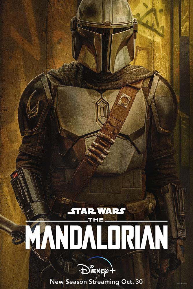 The Mandalorian Staffel 2 Trailer & Charakterposter 1
