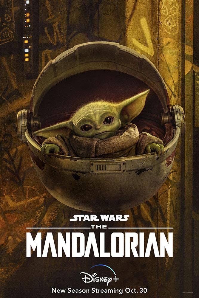 The Mandalorian Staffel 2 Trailer & Charakterposter 2