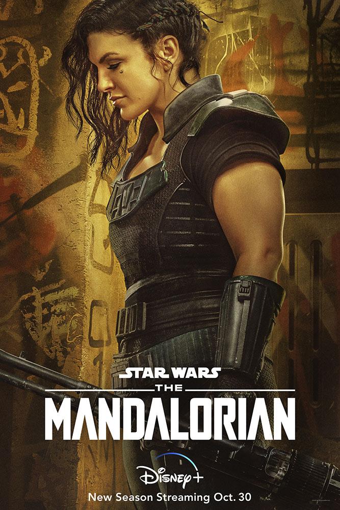 The Mandalorian Staffel 2 Trailer & Charakterposter 3