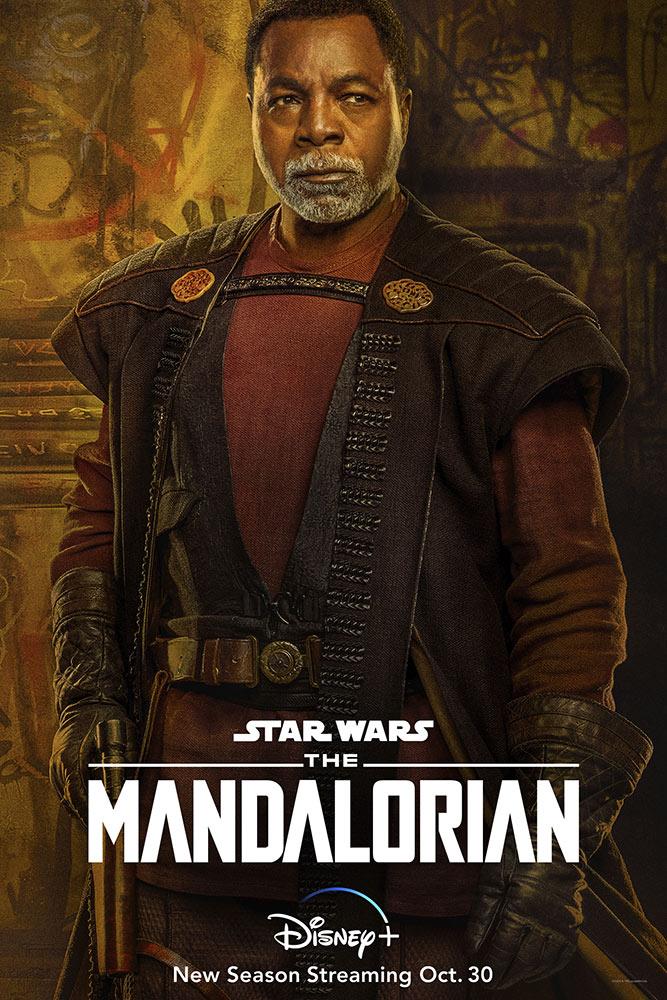 The Mandalorian Staffel 2 Trailer & Charakterposter 4