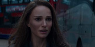 Thor Love and Thunder Natalie Portman