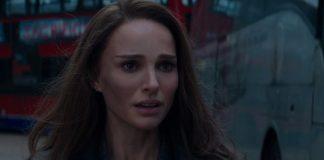 Thor Love and Thunder Natalie Portman