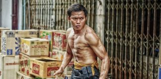 Tony Jaa Action