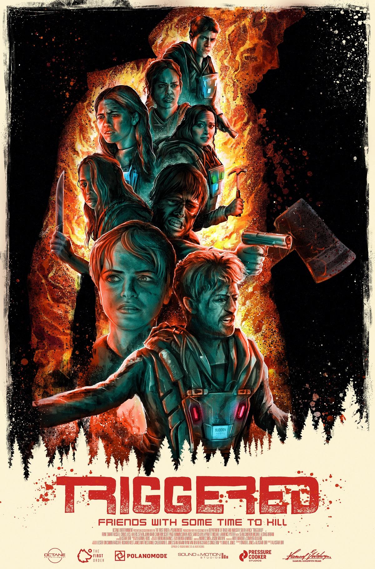 Triggered Trailer & Poster 1