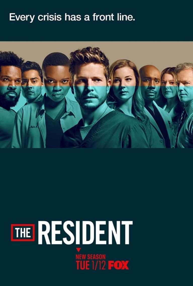 Atlanta Medical Staffel 4 Start Poster