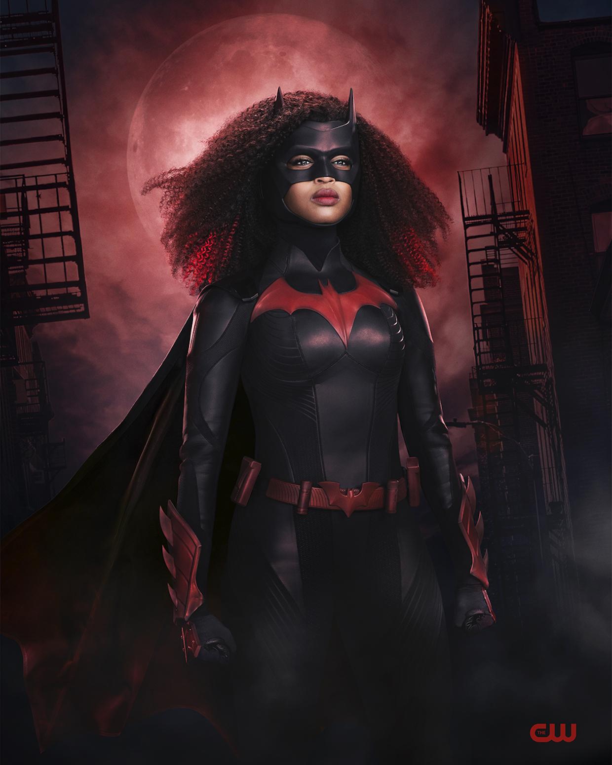 Batwoman Staffel 2 Start & Kostüm