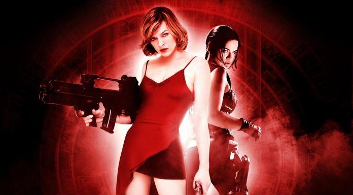 Resident Evil Reboot Cast