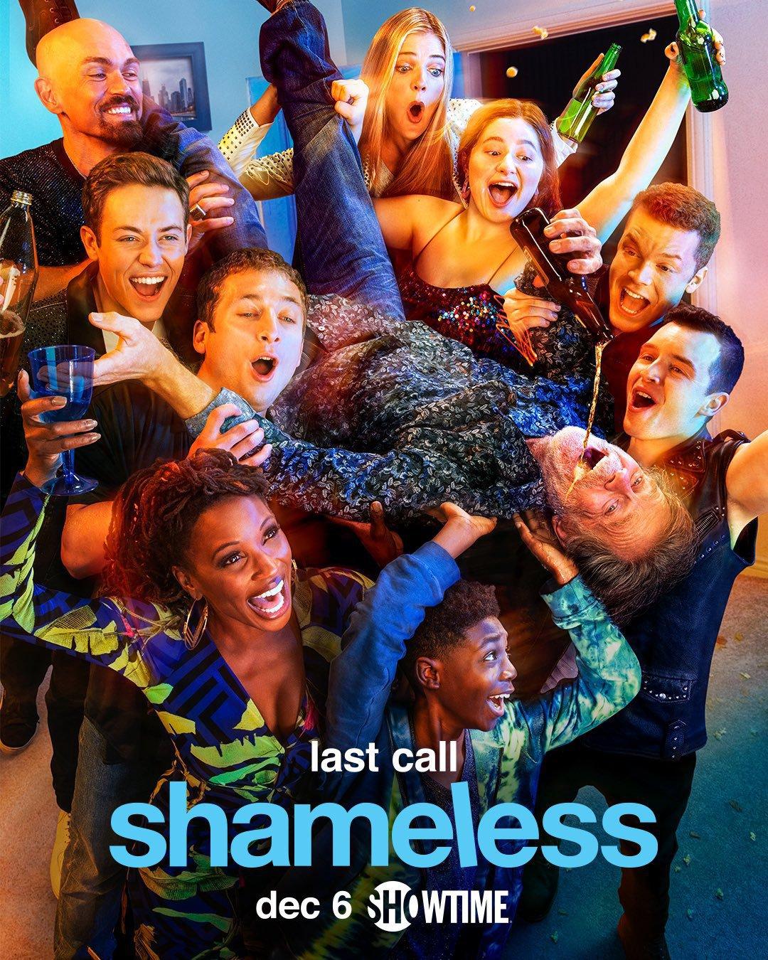 Shameless Staffel 11 Start & Poster