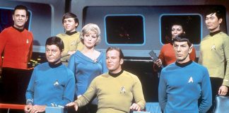 Star Trek 4 Hawley