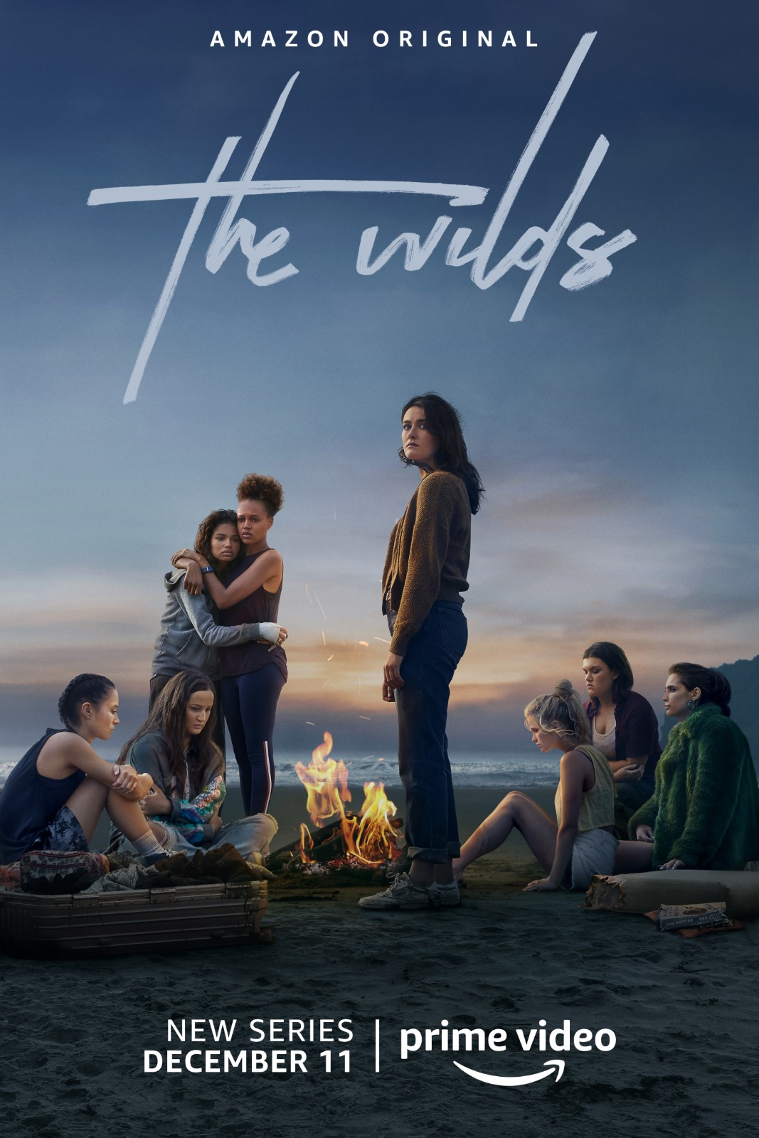 The Wilds Amazon Prime Poster