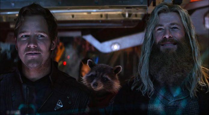 Thor Love and Thunder Chris Pratt