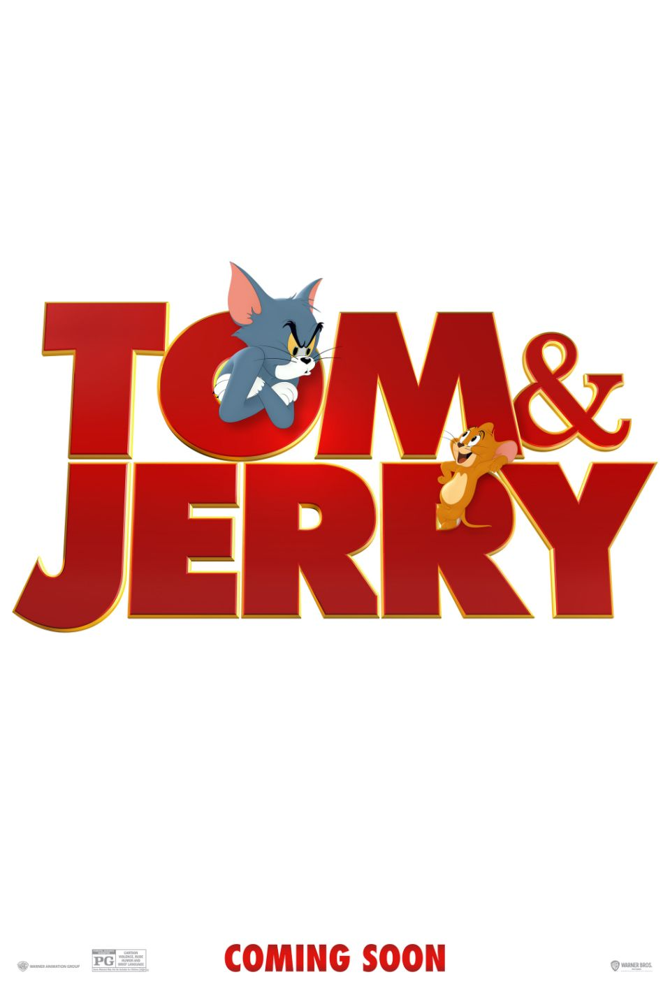 Tom and Jerry Trailer & Poster