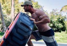 Chris Hemsworth Muskeln