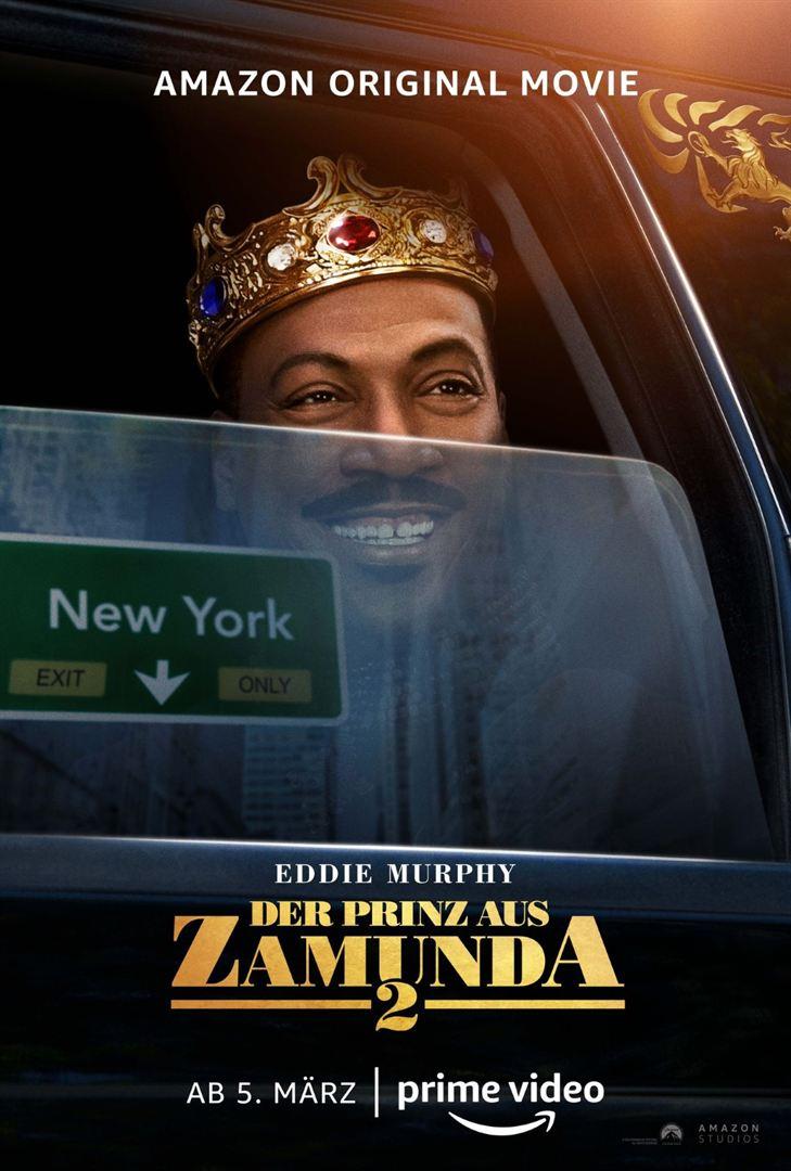 Der Prinz aus Zamunda 2 Trailer & Poster