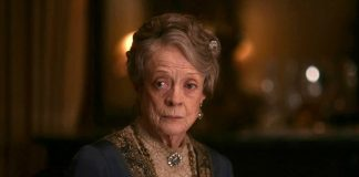 Downton Abbey 2 Maggie Smith