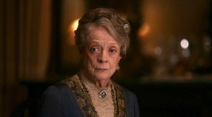 Downton Abbey 2 Maggie Smith