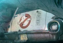 Ghostbusters Legacy Drehende