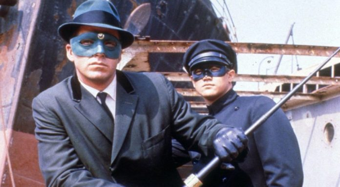 The Green Hornet and Kato Autor