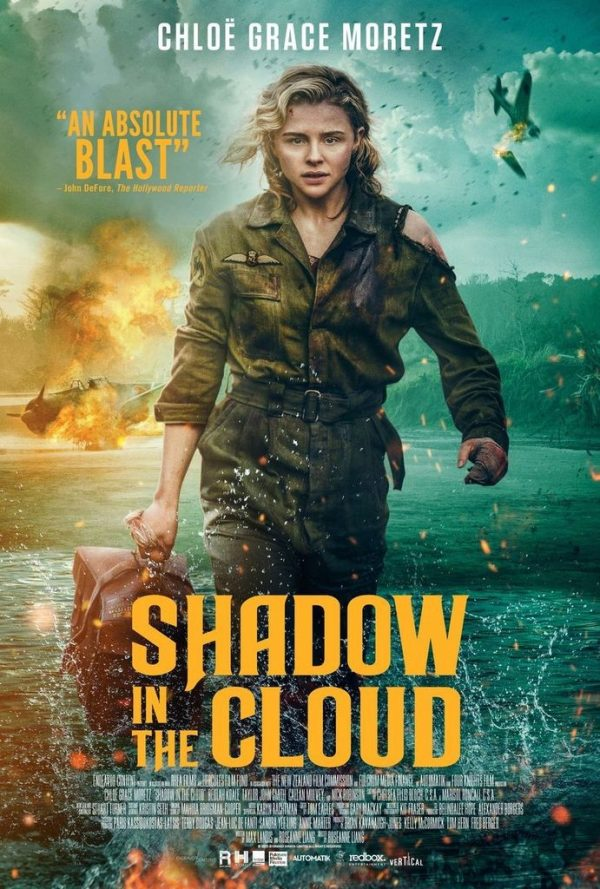 Shadow in the Cloud Chloe Moretz 2