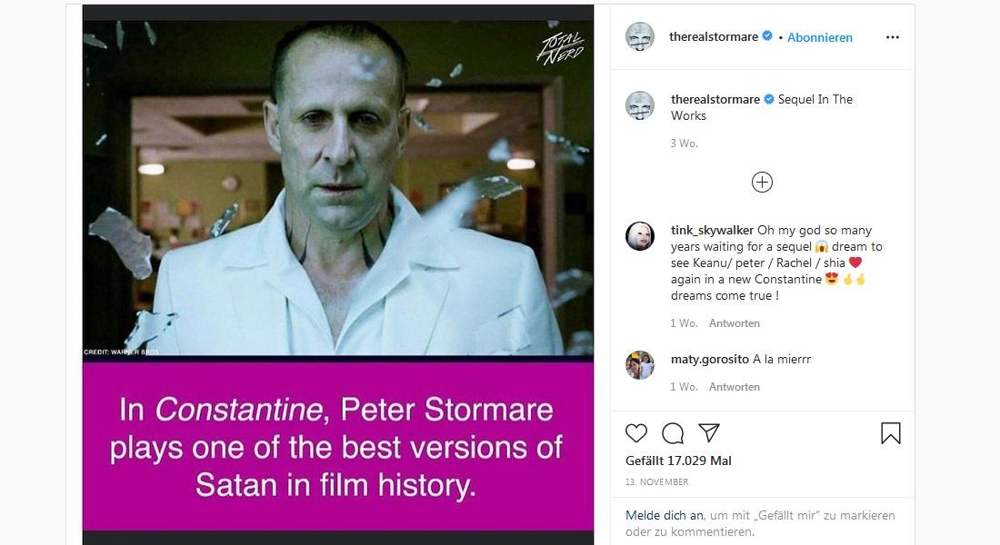 Constantine 2 Peter Stormare