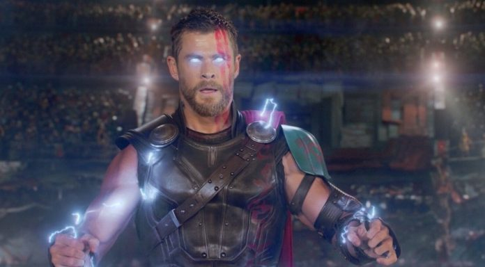 Thor 4 Drehstart