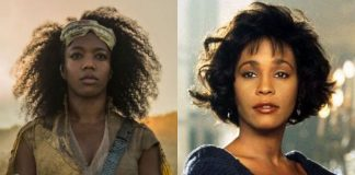 Whitney Houston Naomi Ackie