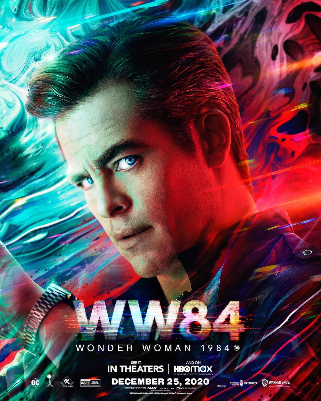Wonder Woman 1984 Filmlänge Poster 2