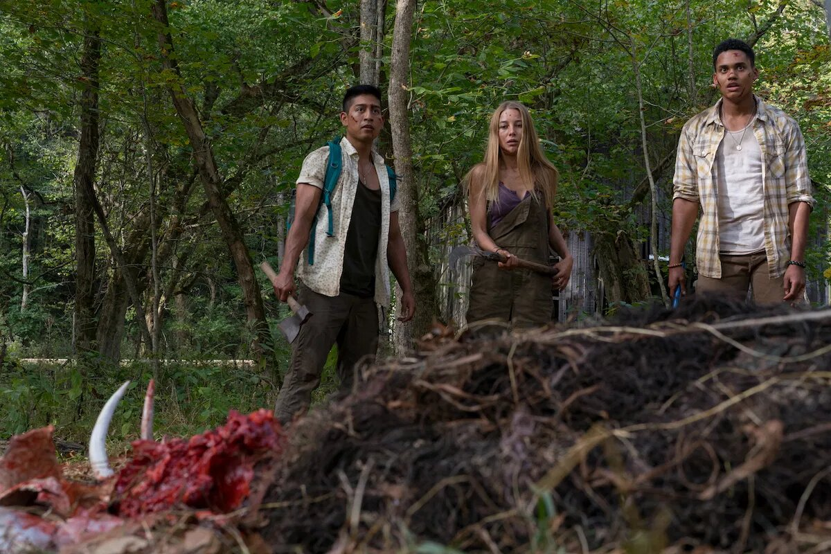 Wrong Turn Reboot Trailer & Bilder 4