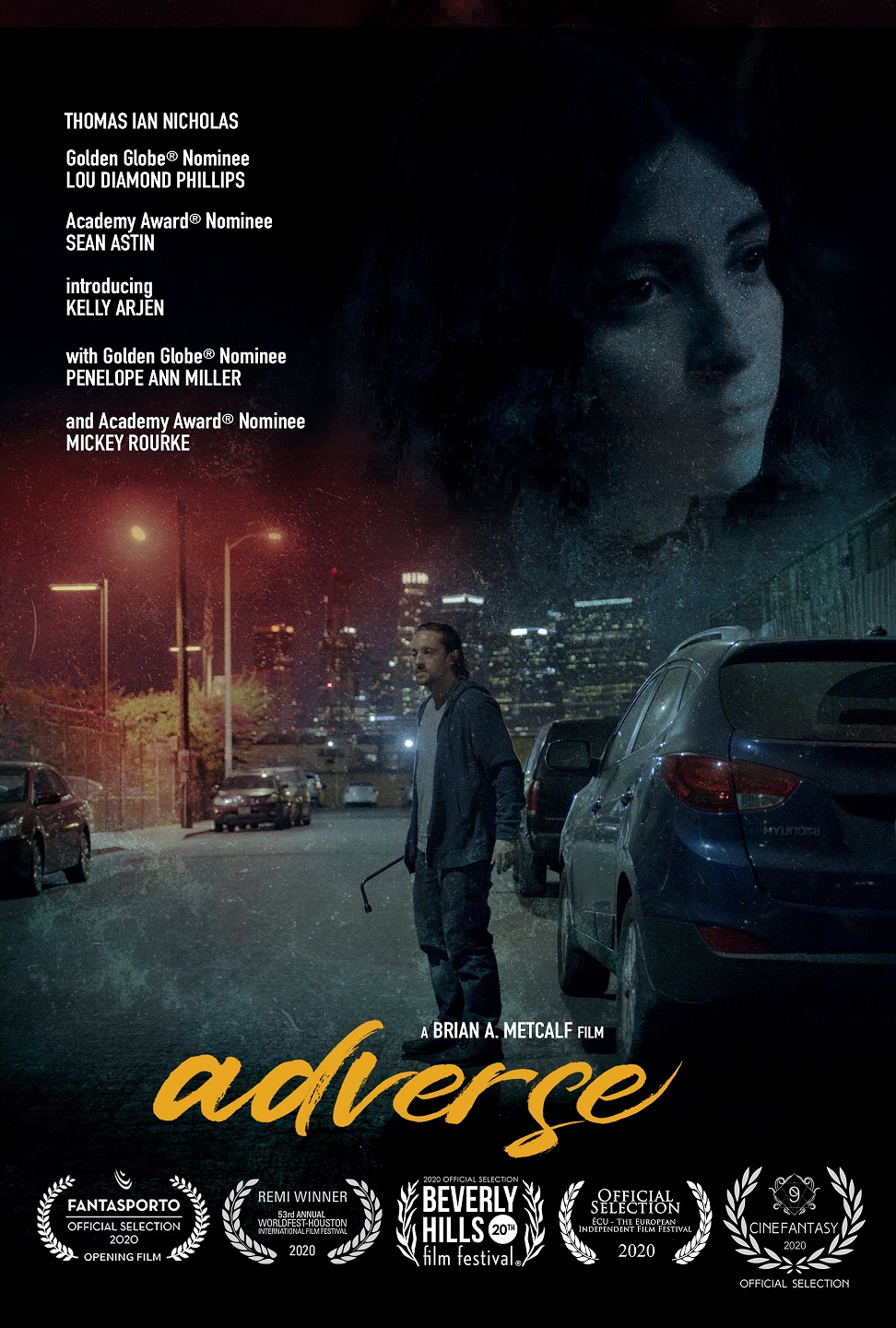 Adverse Trailer & Poster 2