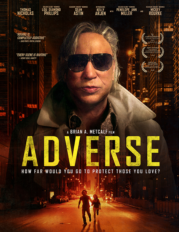 Adverse Trailer & Poster 3