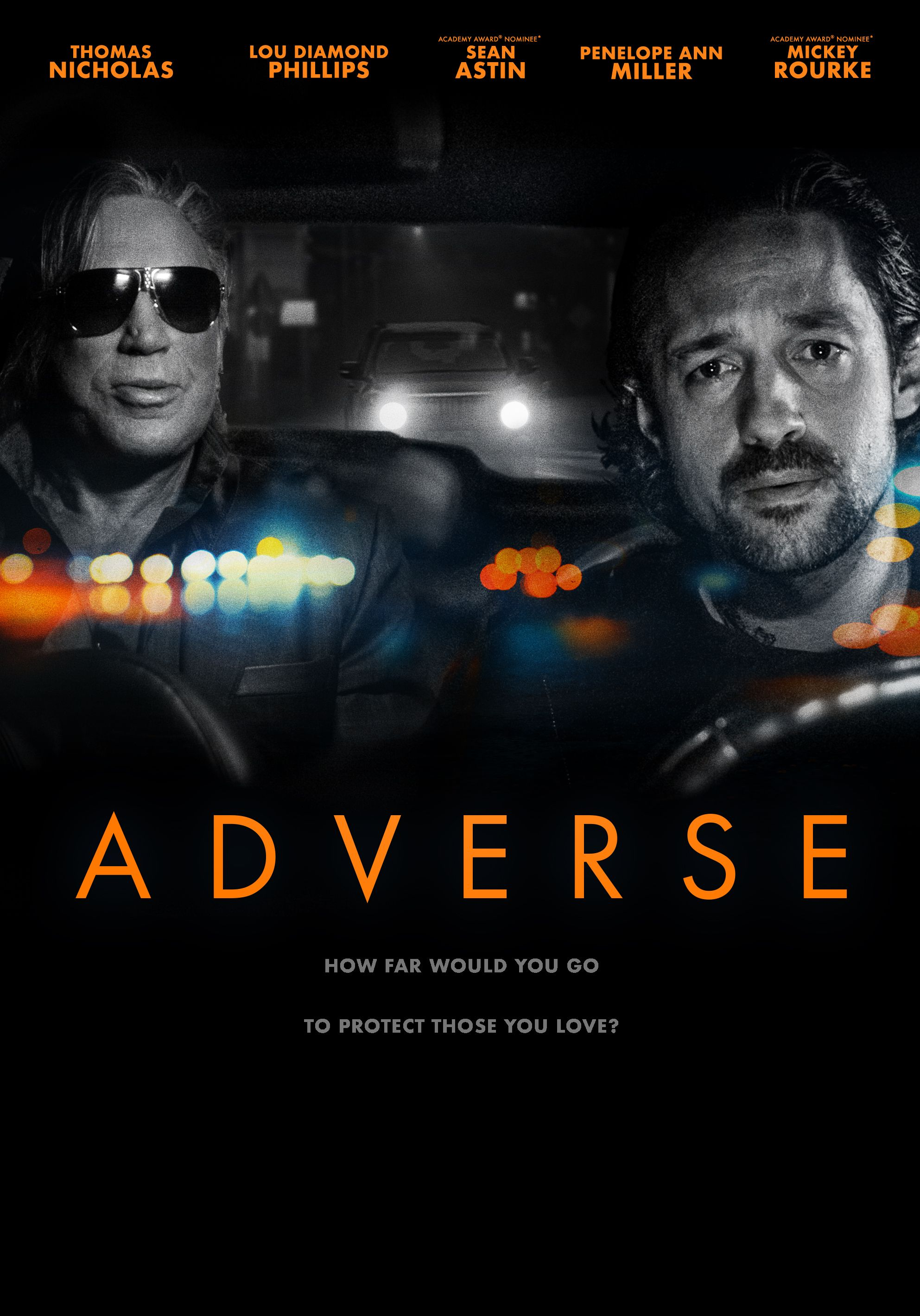 Adverse Trailer & Poster 4