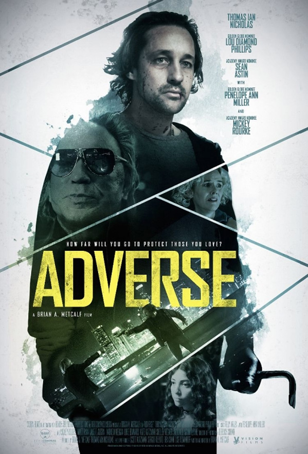 Adverse Trailer & Poster 1