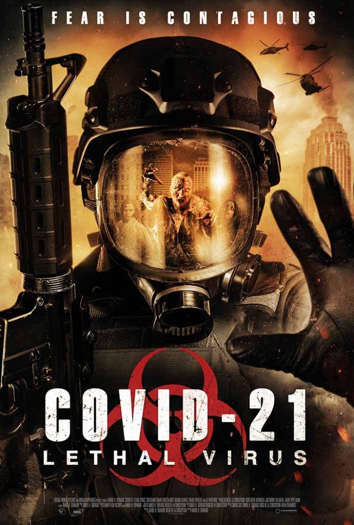 Covid 21 Trailer & Poster 1