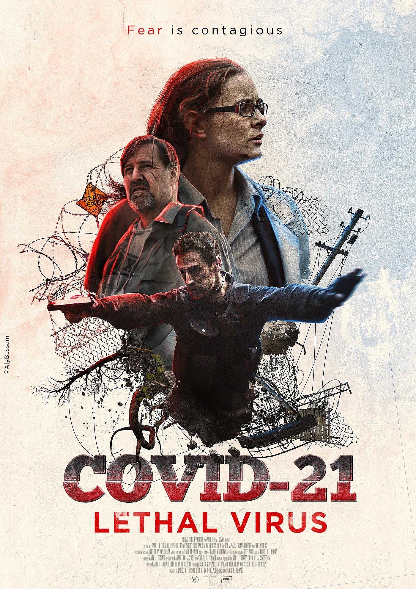 Covid 21 Trailer & Poster 2