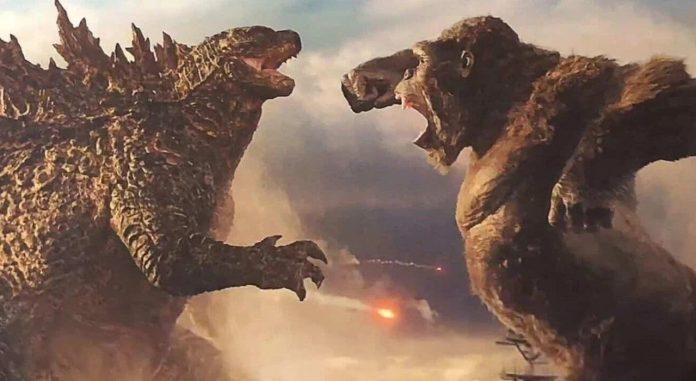 Godzilla vs Kong Starttermin